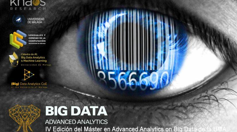 IV Edición del Máster en Advanced Analytics on Big Data de la UMA