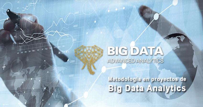 La metodología de los proyectos de Big Data Analytics
