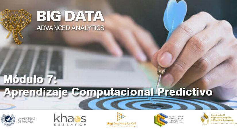 Módulo 7: Aprendizaje Computacional Predictivo