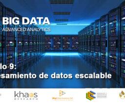Módulo 9: Procesamiento de datos escalable